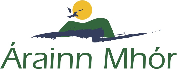 Árainn Mhór Island Logo