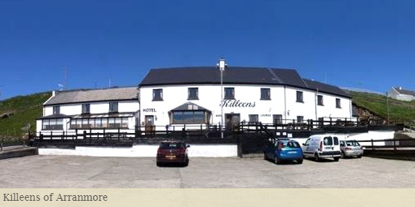 Killeens of Arranmore, Co. Donegal, Ireland